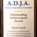 ADJA OUTSTANDING ACHIEVEMENT AWARD