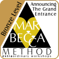 MarBecca Method Announcing - Bronze Level