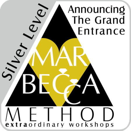MarBecca Method Announcing - Silver Level