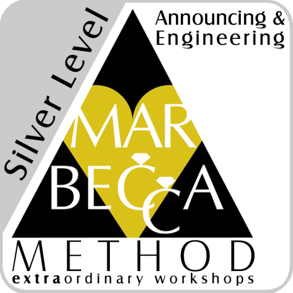 MarBecca Announcing & Engineering Silver Level