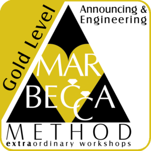MarBecca Method Announcing & Engineering Gold Level